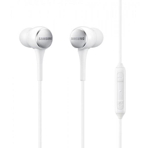 SAMSUNG Earphones in ear EO-IG935-WH, με μικρόφωνο, 3.5mm, 1.2m, λευκά