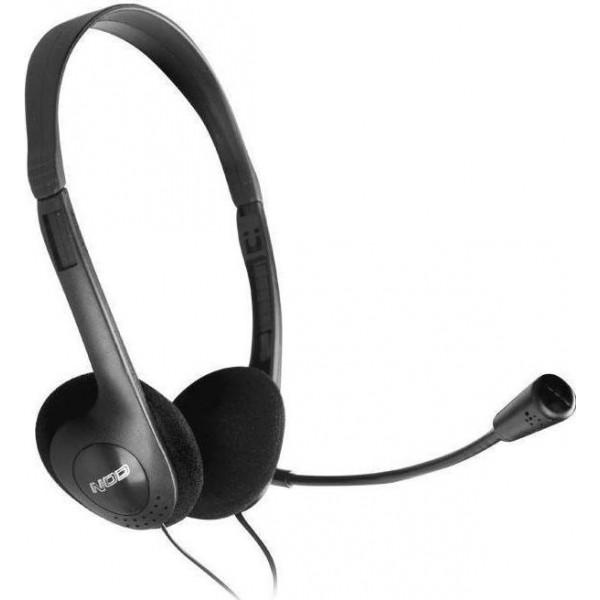 NOD PRIME, Στερεοφωνικό headset, με σύνδεση 2x3,5mm