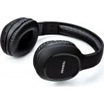 RZE-BT160H-BLK TOSHIBA AUDIO BLUETOOTH SPORT RUBBER COATED STEREO HEADPHONE BLACK