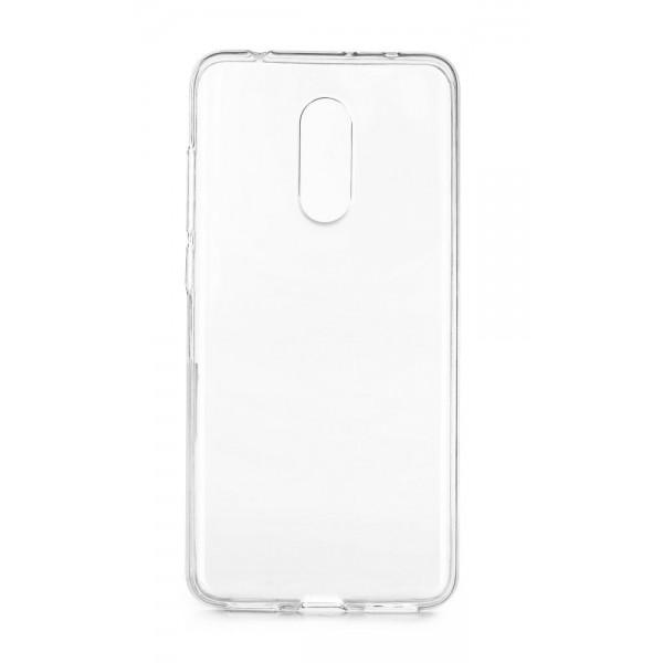 POWERTECH Θήκη Clear 0.5mm TPU MOB-1097 για Xiaomi Mi 8, διάφανη