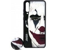 Θήκη με Popsocket Joker Mask Back Cover για Huawei Y6P