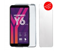 """VOLTE-TEL COMBO HUAWEI Y6 2018/HONOR 7A 5.7"""" TEMPERED 0.30 + ΘΗΚΗ SLIMCOLOR WHITE"""