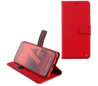 "VOLTE-TEL ΘΗΚΗ SAMSUNG A70 A705 6.7"" ALLURE MAGNET BOOK STAND CLIP RED"