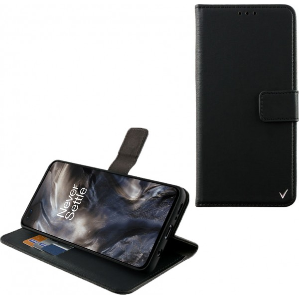 "VOLTE-TEL ΘΗΚΗ ONEPLUS NORD 6.44"" ALLURE MAGNET BOOK STAND CLIP BLACK"