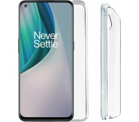 "VOLTE-TEL ΘΗΚΗ ONEPLUS NORD N10 5G 6.49"" SLIMCOLOR AIR TPU CAMERA GUARD ΔΙΑΦΑΝΗ"