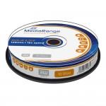 10 DVD+R 4,7 GB 16X MediaRange