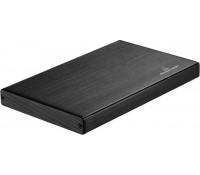 """POWERTECH εξωτερική θήκη PT-867 για HDD 2.5"""", USB 3.0 Micro-B, μαύρη"""