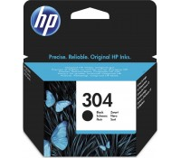 Μελάνι HP No 304 Black Ink Crtr 120 pgs