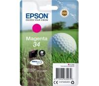 ΑΝΑΛΩΣ EPSON Singlepack Magenta 34 DURAB