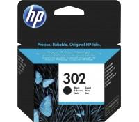 ΙΝΚ HP NO 302 Black F6U66AE