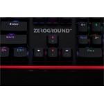 Keyboard Mechanical RGB Zeroground KB-2800G SATOMI