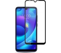 5D Full Black Tempered Glass for Xiaomi Redmi Note 8T