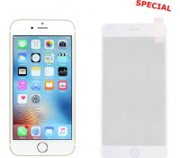 "IDOL 1991 TEMPERED GLASS IPHONE 6S PLUS/6 5.5""9H 0.25mm 2.5D FULL GLUE SPECIAL FULL COVER WHITE, 8195822"