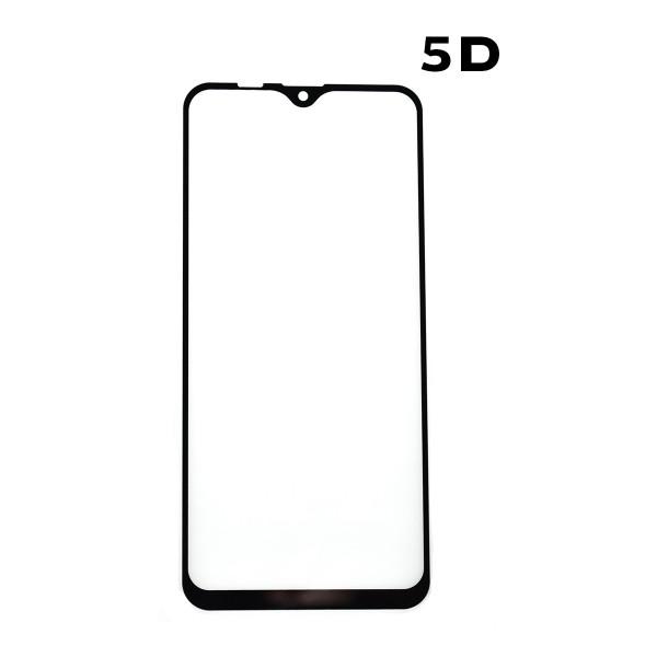 Tempered Glass 5D Full Glue για SAMSUNG M10 2019, Black, POWERTECH