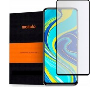 Mocolo TG+ Full Glue Tempered Glass Xiaomi Redmi Note 9S / 9 Pro / 9 Pro Max - Black (HM4696)