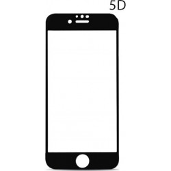 POWERTECH Tempered Glass 5D Full Glue για iPhone 6, Black|TGC-0202