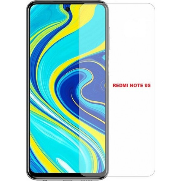 Tempered Glass for Xiaomi Redmi Note 9 Pro / Redmi Note 9s