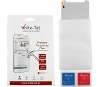 """VOLTE-TEL TEMPERED GLASS SAMSUNG TAB A7 2020 T500/T505 10.4"""" 9H 0.30mm 2.5D FULL GLUE FULL COVER"""