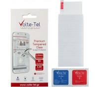 """VOLTE-TEL TEMPERED GLASS XIAOMI REDMI 9A/REDMI 9 6.53"""" 9H 0.30mm 2.5D FULL GLUE"""