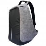 "NOD CitySafe 15.6"", Αnti-theft σακίδιο πλάτης για laptop έως 15,6'' με ενσωματωμένη θύρα USB."
