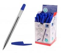 MP στυλό διαρκείας PE144-50A, 1mm, μπλε, 50τμχ