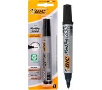 BIC ανεξίτηλος μαρκαδόρος 2000, bullet point, μαύρος